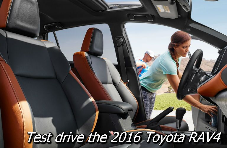 where can i test drive the toyota rav4 near knoxville?