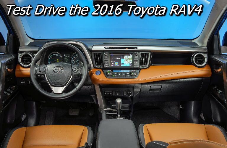 differences between the 2016 toyota rav4, honda cr-v and nissan rogue