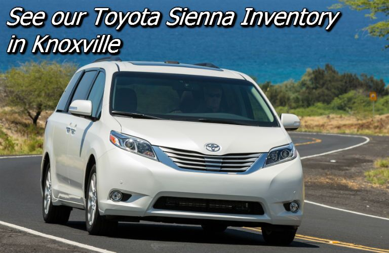 new 2016 toyota sienna for sale in knoxville tn