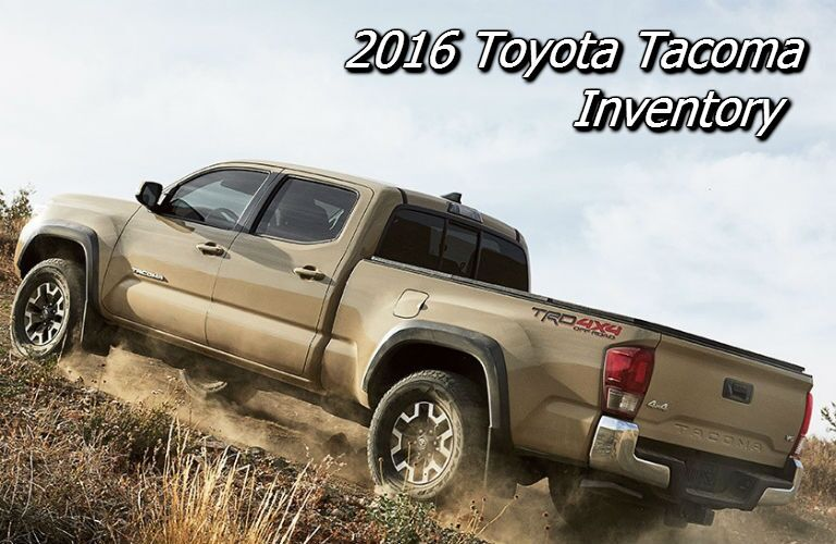 new toyota tacoma deals in knoxville tn