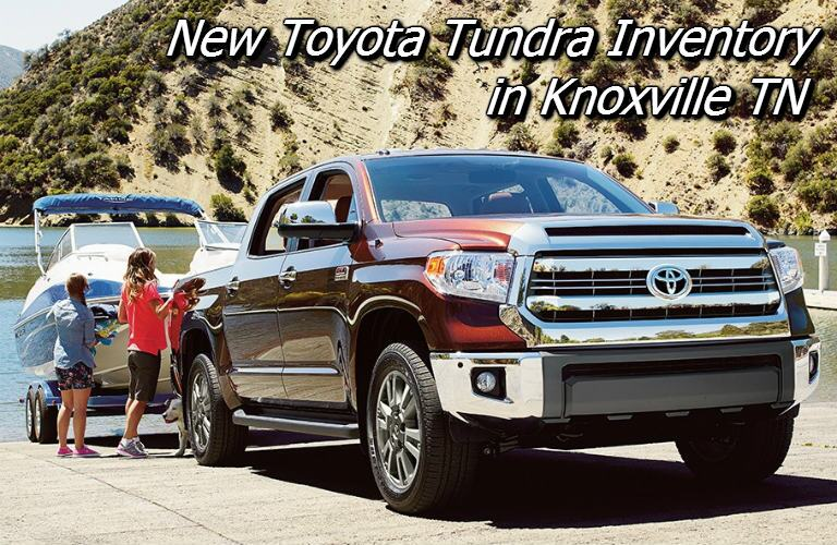 deals on the new toyota tundra in knoxville