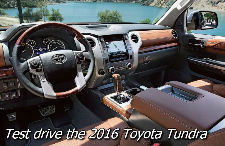 where can i test drive the toyota tundra in knoxville?