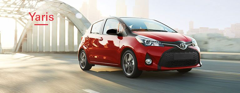 new toyota yaris at fox toyota