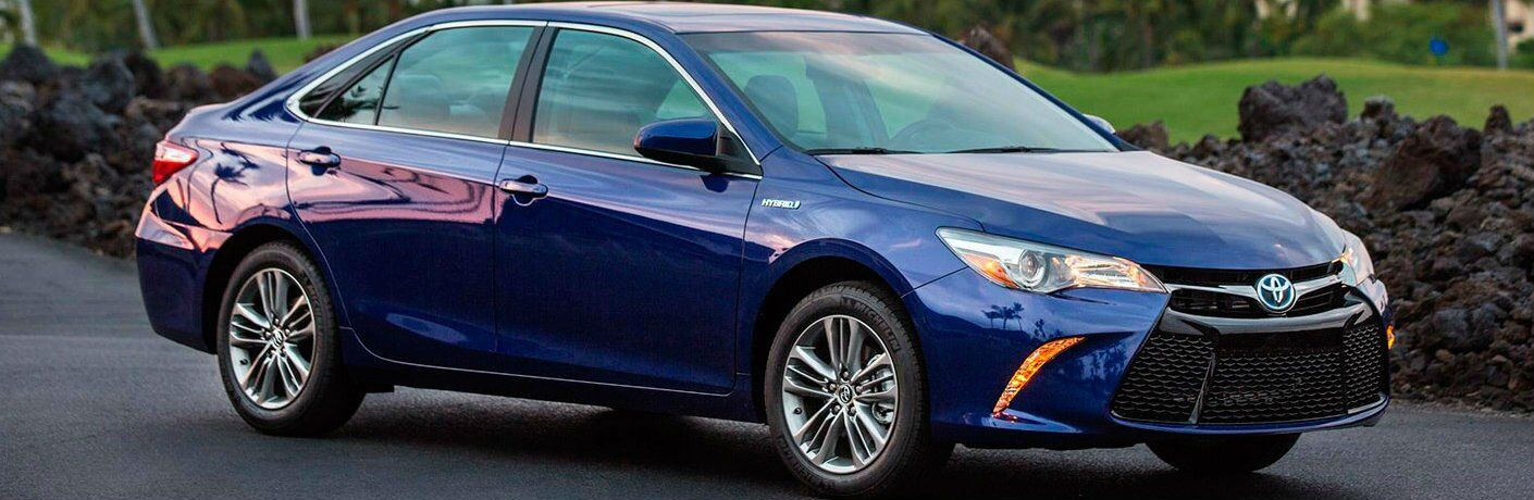 2017 Toyota Camry Hybrid Knoxville TN