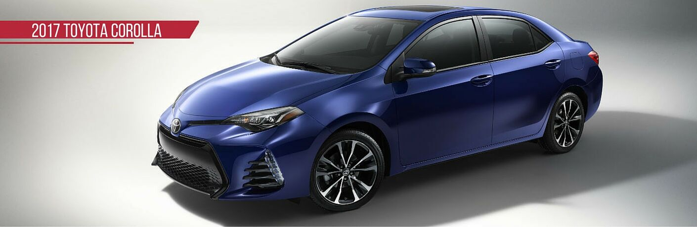 2017 Toyota Corolla in Knoxville TN