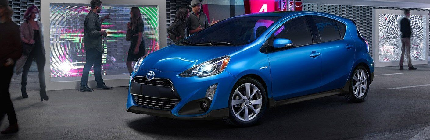 2017 Toyota Prius c near Knoxville TN