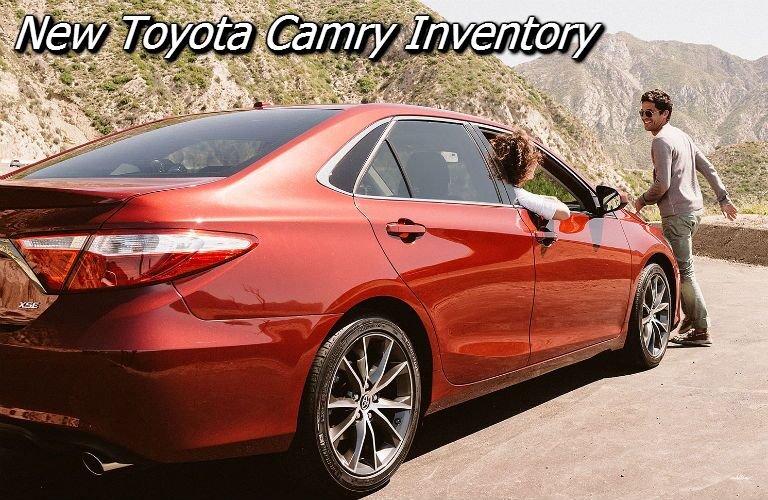 deals on the new toyota camry in knoxville