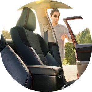 sporty options in the toyota camry
