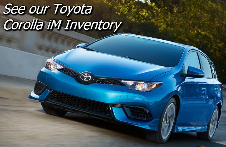 is the toyota corolla iM the same as the scion iM?