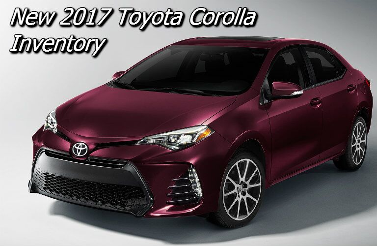 deals on the new 2017 toyota corolla in knoxville