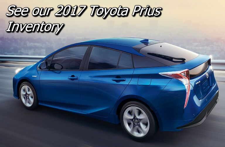 deals on the 2017 toyota prius in knoxville tn
