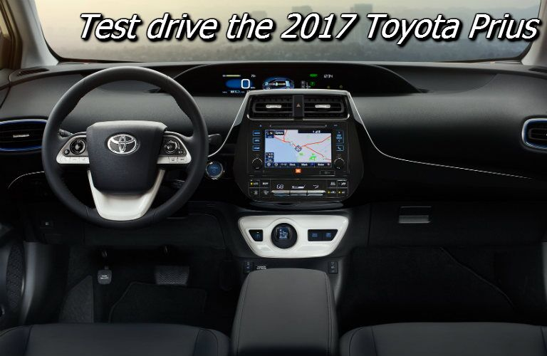 where can i test drive the new 2017 prius in knoxville tn?
