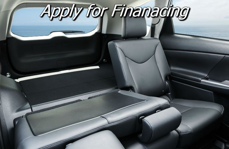 financing for bad credit for the 2017 toyota prius v in clinton tn