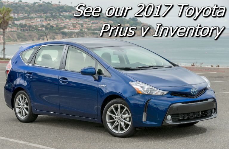 deals on the 2017 toyota prius v in clinton tn
