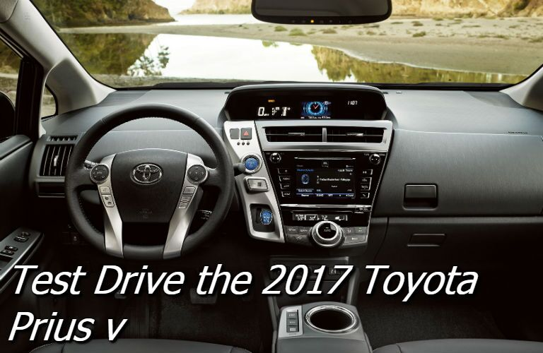 where can i test drive the 2017 toyota prius v in anderson county