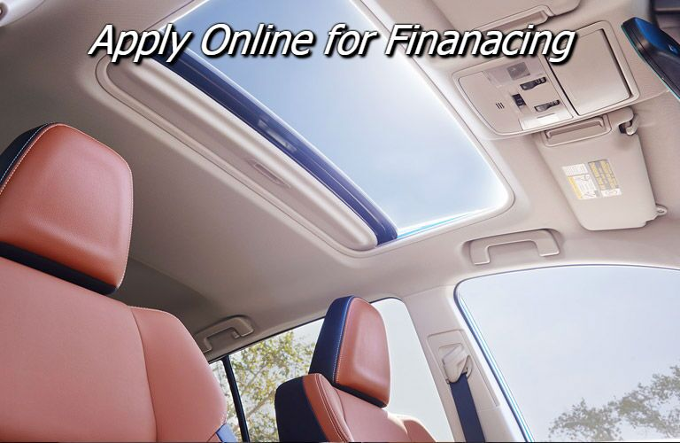 get financing for a new toyota rav4 hybrid in knoxville tn
