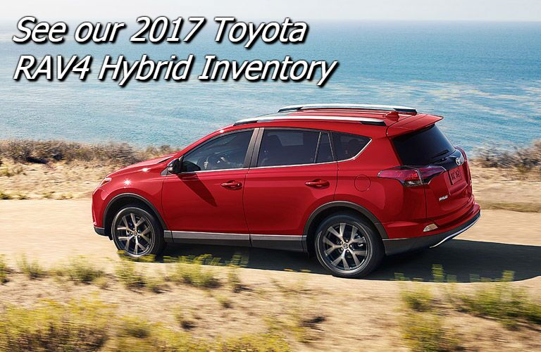deals on the 2017 toyota rav4 hybrid in knoxville tn