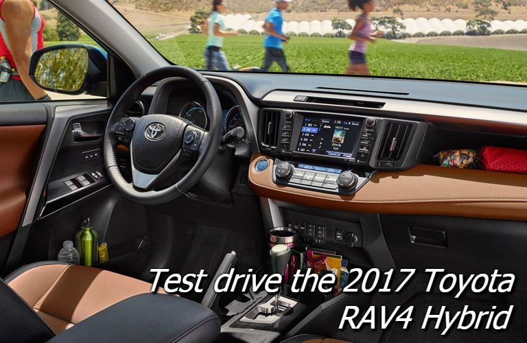 where can i test drive the 2017 toyota rav4 hybrid in knoxville tn?