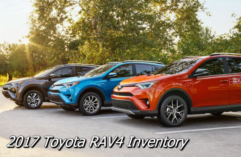 new 2017 toyota rav4 inventory in knoxville tn