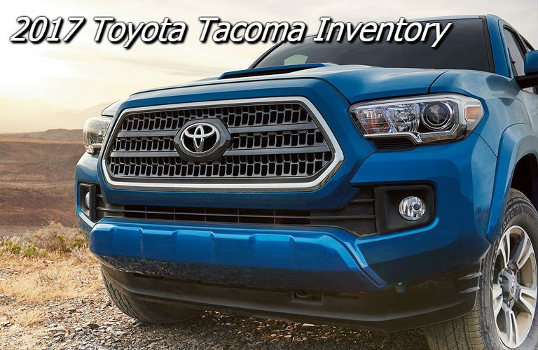 where can i get the 2017 toyota tacoma near knoxville tn?