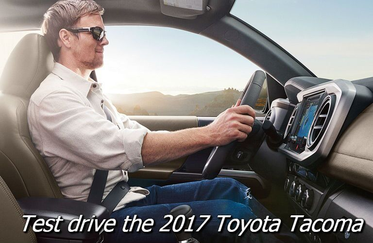new toyota tacoma test drive in knoxville tn