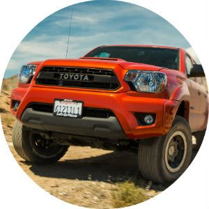what comes with the trd pro trim in the toyota tacoma?
