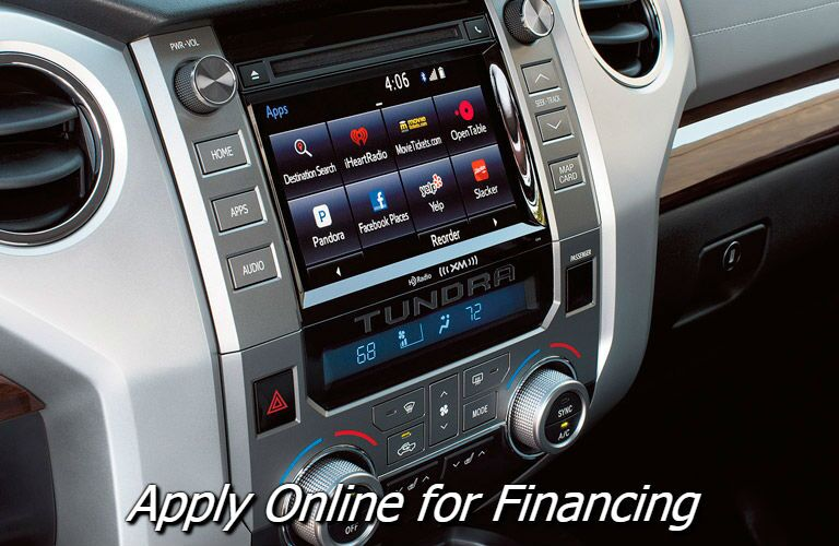 get financing for a new toyota in knoxville tn