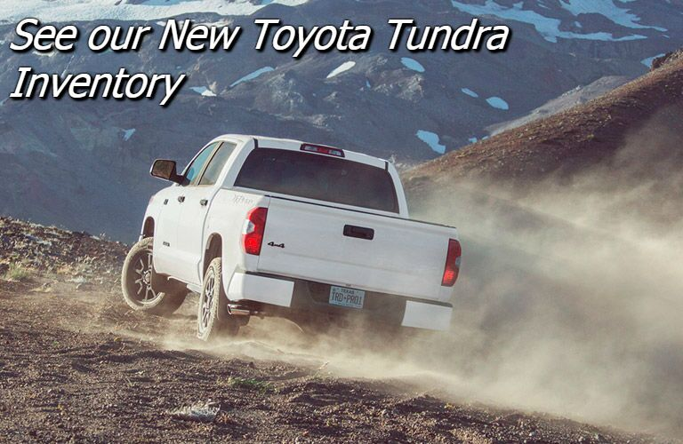 new 2017 toyota tundra in knoxville tn