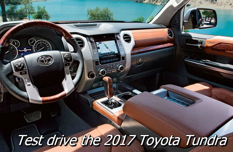 where to test drive the 2017 toyota tundra in knoxville tn