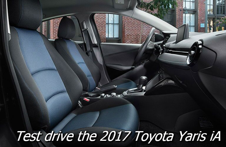 where can i test drive the new toyota yaris in knoxville tn?