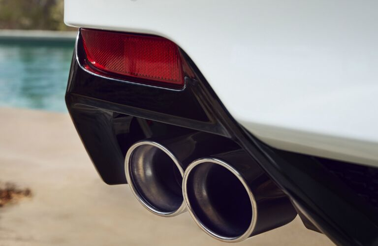 2019 Toyota Avalon Hybrid exhaust