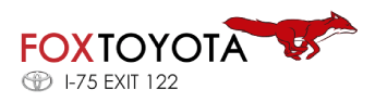 Toyota of knoxville