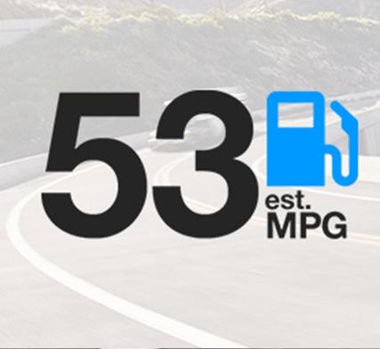 2019 Toyota Camry Hybrid MPG