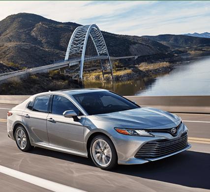 2019 Toyota Camry Hybrid Performance