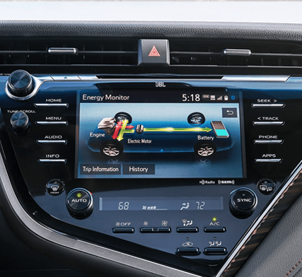 2019 Toyota Camry Hybrid Synergy Drive