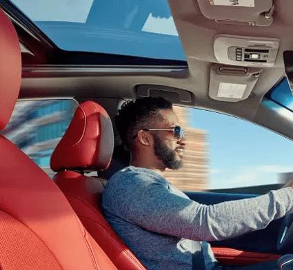 2019 Toyota Camry Panoramic roof