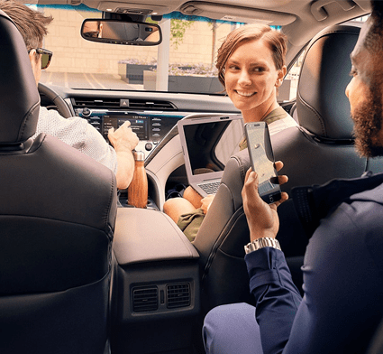 2019 Toyota Camry Wi-Fi Connect
