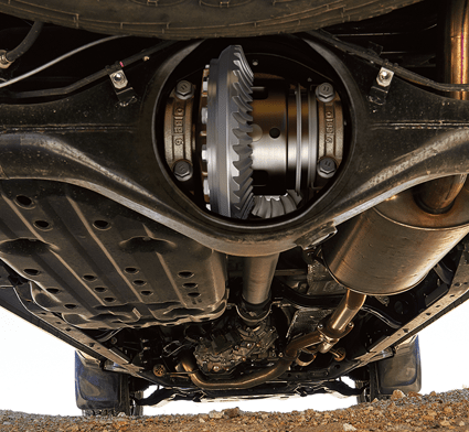 2019 Toyota Tacoma Electronic locking differential