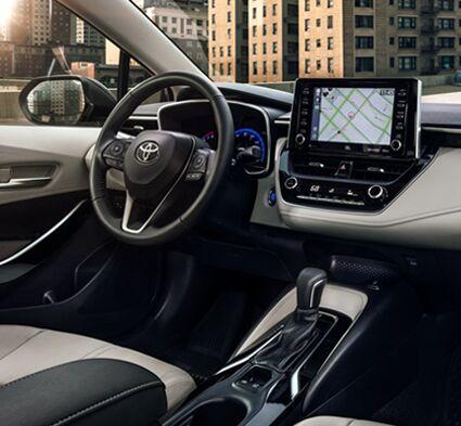 All-new premium interior