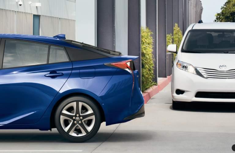 Toyota Rear Cross-Traffic Alert
