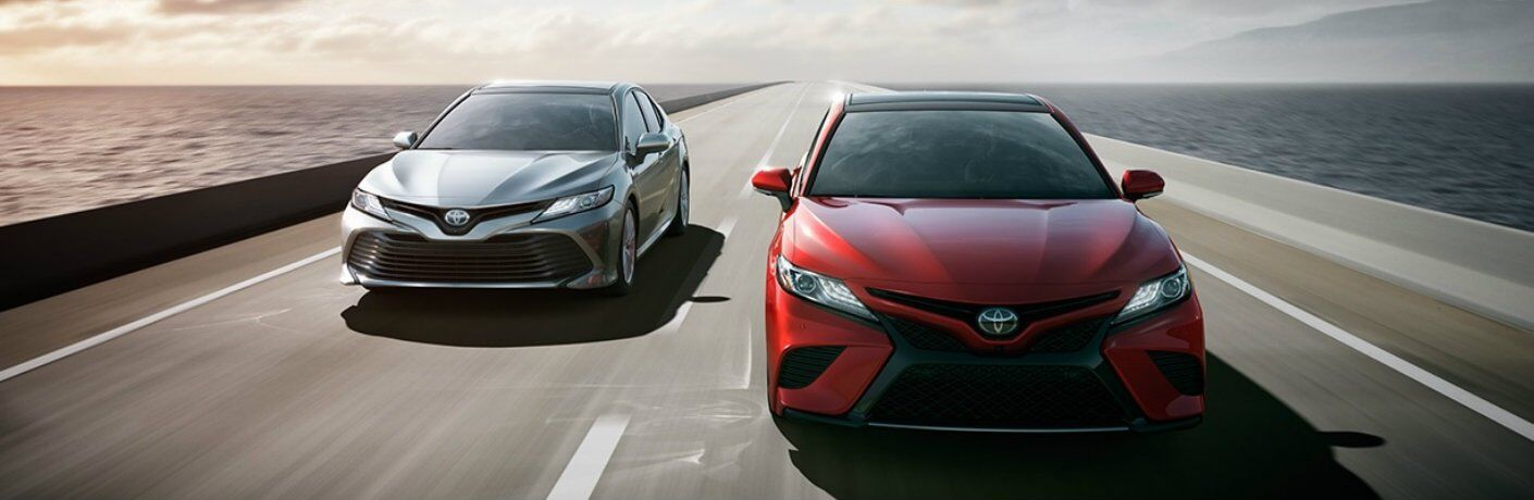 Reserve 2018 Toyota Camry near Knoxville, TN