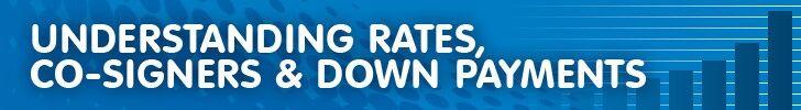 Understanding rates