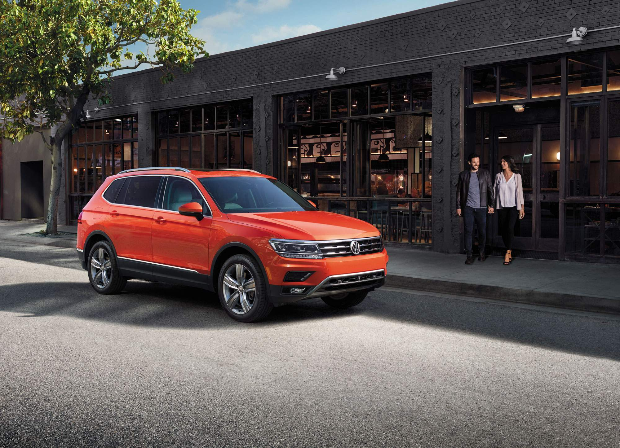 2018 Vw Tiguan Review Volkswagen Dealer Near Me