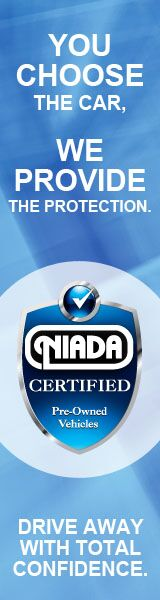 Learn More about NIADA Certifieid Pre-owned Vehicles