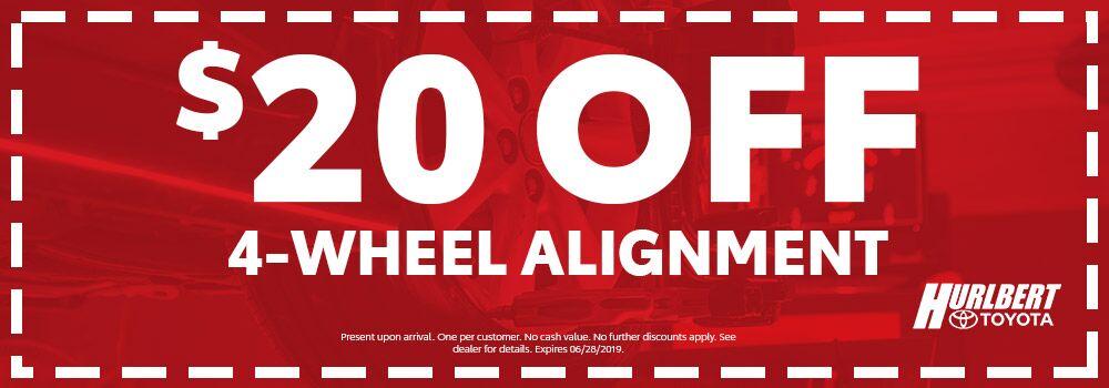 4-Wheel Alignment