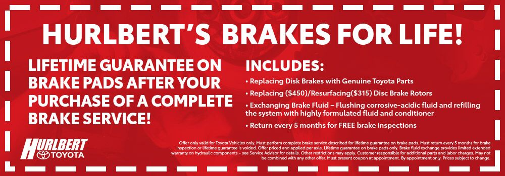 Brakes for Life