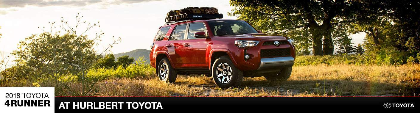 2018 Toyota 4Runner in Epping, NH