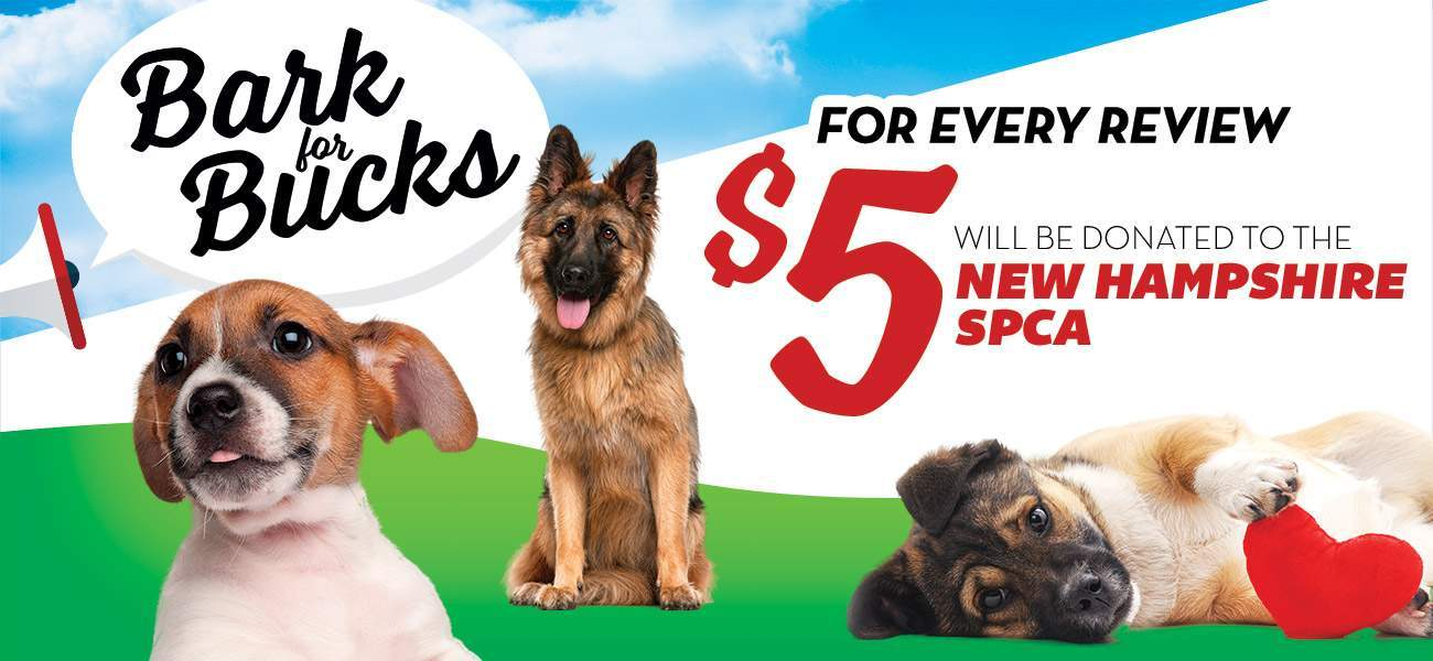 Bark for Bucks