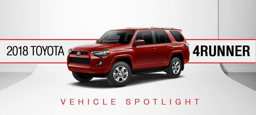 2018 Toyota 4Runner Spotlight