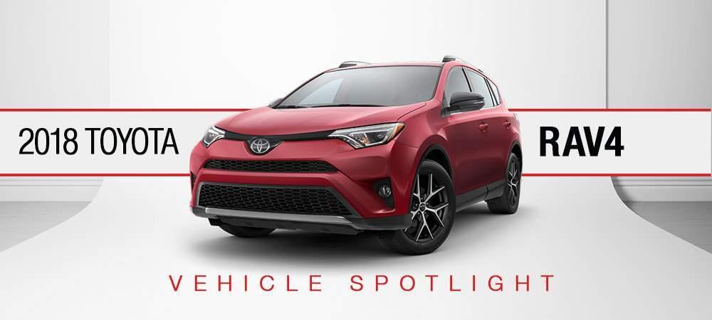 2018 Toyota RAV4 Technology Spotlight
